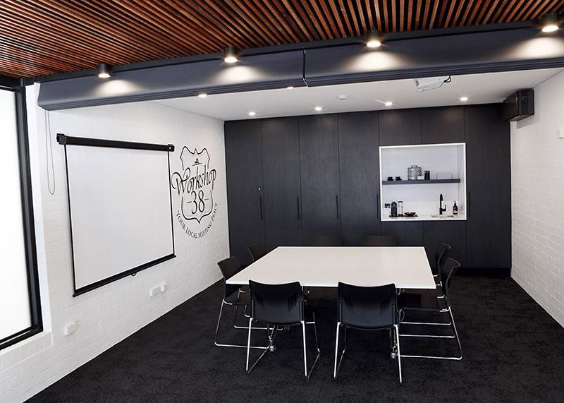 Perth meeting space for hire