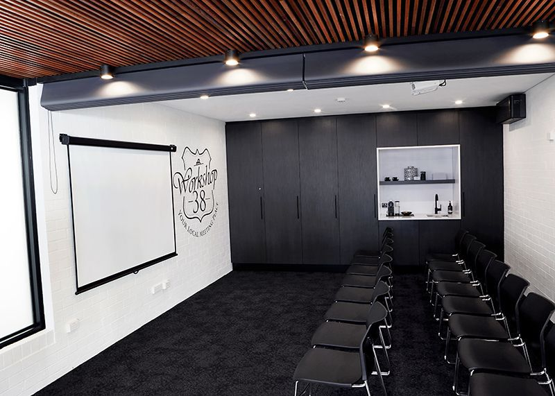 Seminar space for hire in Perth