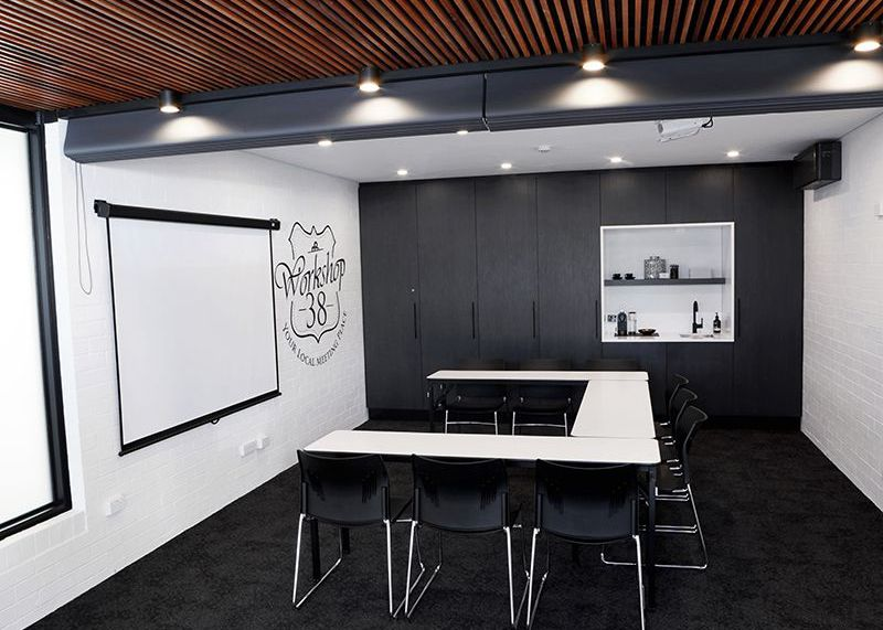 Workshop space to hire in Perth