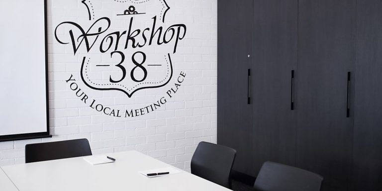 Workshop 38 Gallery space to hire